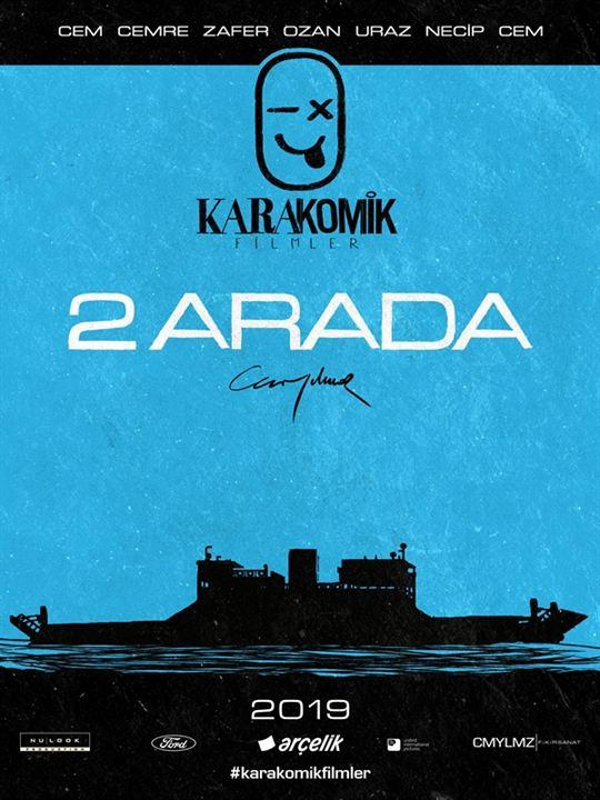 Karakomik Filmler İKİ ARADA